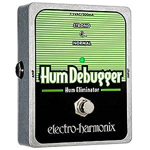 Electro Harmonix 665145-Effekt Elektrische Gitarre mit Synthesizer Filter Hum Debugger