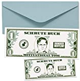 Schrute Buck Birthday Card with Sticker, The Office TV Show (5)