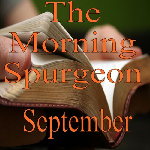 Morning by Morning: September cover art