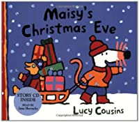 Maisy's Christmas Eve And Cd (Maisy Book & CD)