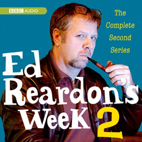 Ed Reardon's Week: The Complete Second Series audiobook cover art