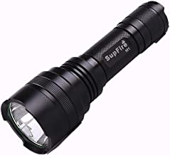 Good-Looking Sturdy Durable M1 3W 240 LM CREE XPE IP67 Life Waterproof Strong LED Flashlight with Strong/Middle/Low/Strobe...