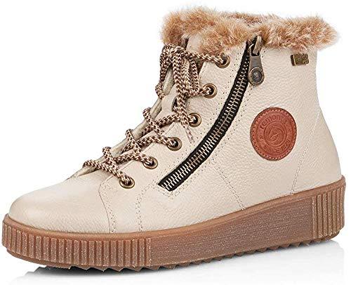 REMONTE DORNDORF SERNNA Sneakers femmes Bruin Hoge sneakers