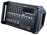 Yamaha EMX5 12-input Stereo Powered Mixer w/ DSP Effects , Black