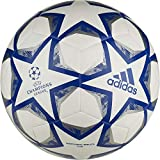 adidas Fin 20 Ballon d'entraînement Blanc/Bleu royblu/SILVMT 5