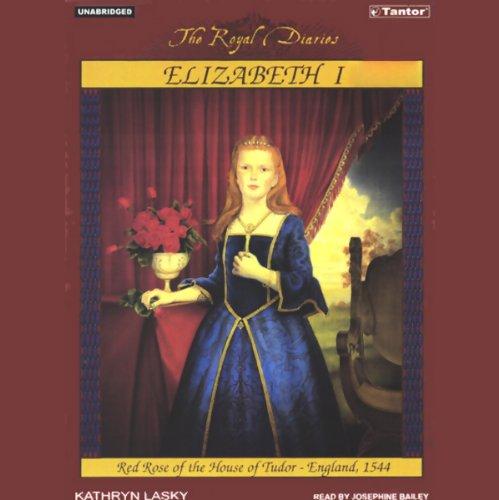 Elizabeth I audiobook cover art