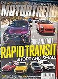 Motor Trend Magazine November 2020