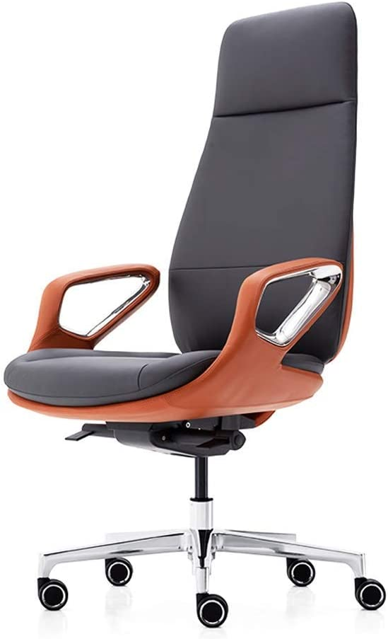 FMOGE Office Desk Chair Leather Mo Columbus Mall Boss Minimalist Tampa Mall