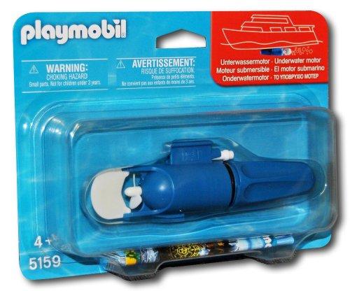 Playmobil Accesorios: Submarino