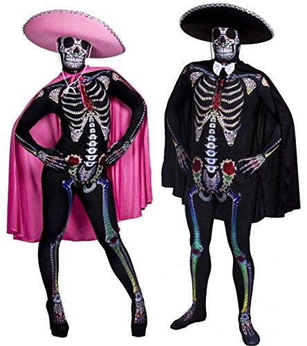 - Dia De Los Muertos Paare Kostüme