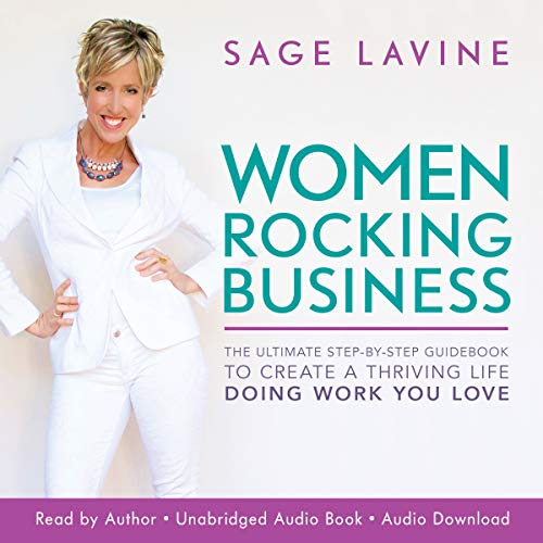 Women Rocking Business audiobook cover art
