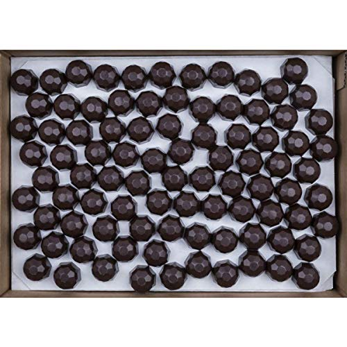 Diamond D Gan Cranberry - Chocolates belgas sin alcohol | Paquete XXL | Paquete de recarga | Más de 4 kg de bombones belgas | Fiesta de chocolate | Buffet de dulces | Caja grande de bombones