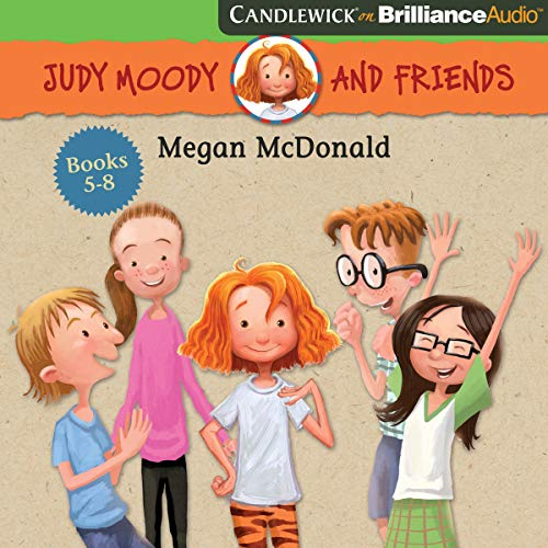 Judy Moody and Friends Collection 2 cover art