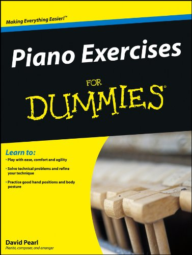 Piano Exercises For Dummies (English Edition)