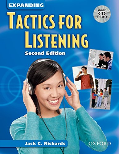 Expanding Tactics for Listening: Student Book with Audio CD