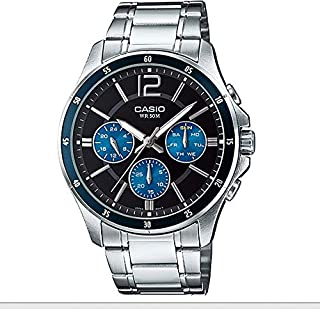 Casio Standard Analog Watch MTP-1374D-2AV