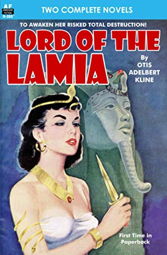 Lord of the Lamia & The War of the Universe