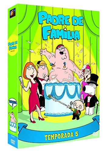 Padre De Familia T5 (3) [DVD]
