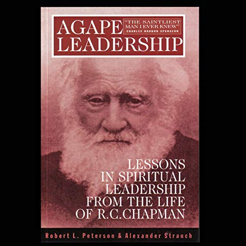 Agape Leadership cover art