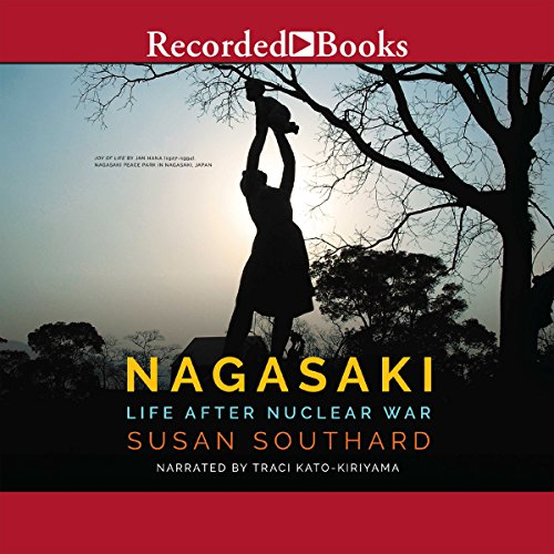 Nagasaki audiobook cover art