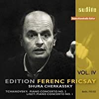 Edition Ferenc Fricsay 4 by TCHAIKOVSKY / LISZT (2008-12-09)