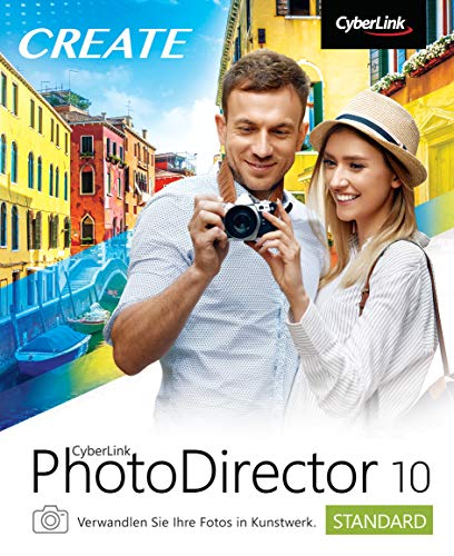 CyberLink PhotoDirector 10 Standard , PC , Download