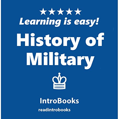 History of Military audiobook cover art