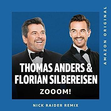 Zooom! (Nick Raider Remix) [Herzstück Amazon Original]