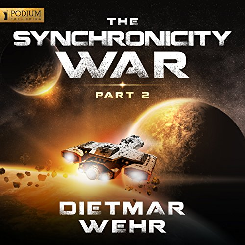 The Synchronicity War: Part 2 audiobook cover art