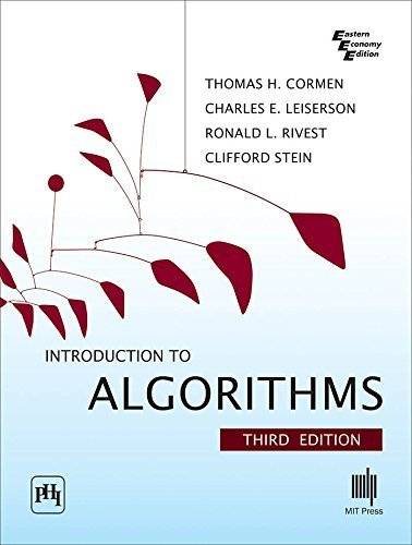 Introduction to Algorithms This internationally acclaimed textbook provides a comprehensive introduction to the modern study of computer algorithms. [Paperback] Thomas H. Cormen