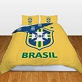 Brasilien Fußball veröffentlicht, Bettbezug und