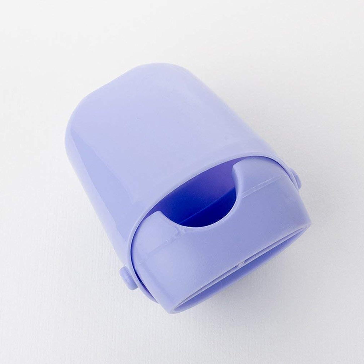 メンダシティスズメバチ不規則なカバモデル子供の手洗いの利便補助蛇口の拡張 - パープル