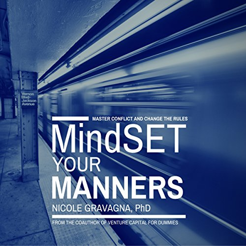 MindSET Your Manners audiobook cover art