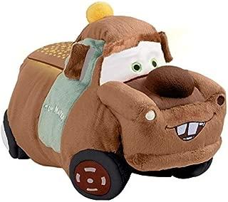 Pillow Pets Disney Pixar Cars Dream Lites Tow Mater Stuffed Animal Night Light