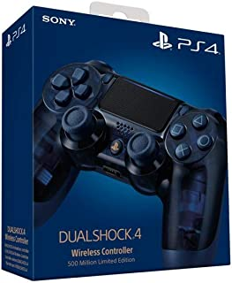 PS4 DUALSHOCK 4 WIRELESS CONTROLLER [500 MILLION LIMITED EDITION] (EURO)