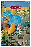 Zolux tapicage Igiene della Gabbia per uccello taglia M