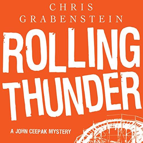 Rolling Thunder audiobook cover art