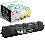 (Drum Only) TG Imaging Replacement for HP CE314A 126A Imaging Drum Unit HP126A 1xDrum Work for HP Color Laser-Jet 100 MFP M175 Pro 200 MFP M275 CP1025 CP1025NW Printer