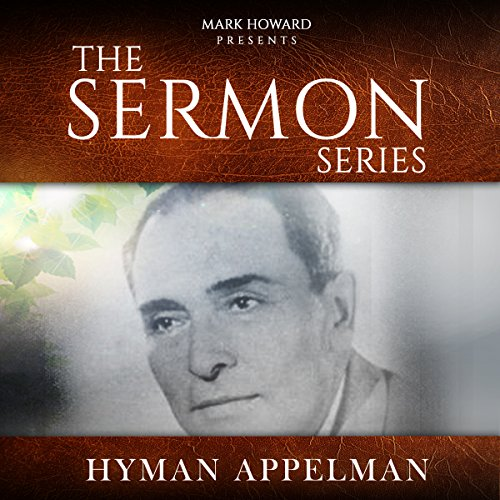 The Sermon Series audiobook cover art