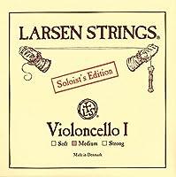 Larsen Stringsチェロ1人ソリスト編 - A - ミディアム - コルダ・ディ - 4/4