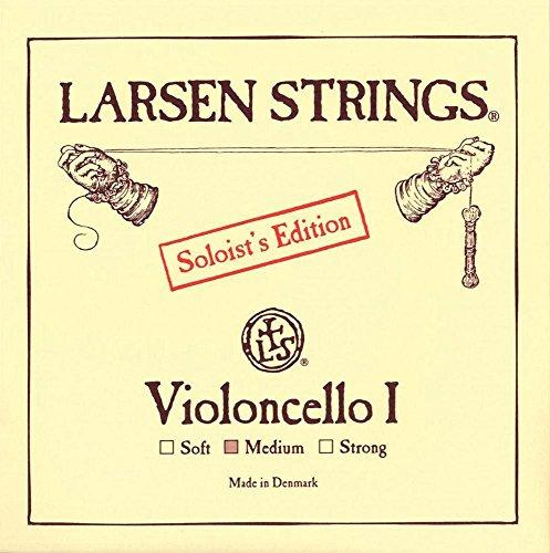 Larsen Strings Cello I Soloist Edition - A - Medium - A-Saite - 4/4