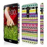 Empire Slim Fit Case - Carcasa para LG G2, multicolor