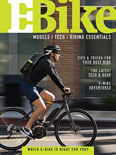 E-Bike: A Guide to E-Bike Models, Technology & Riding Essentials (English Edition)