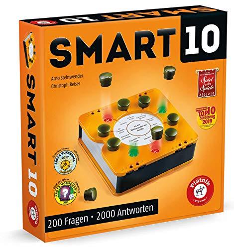 Piatnik Vienna PIA07167 Smart 10 - Das revolutionäre Quizspiel