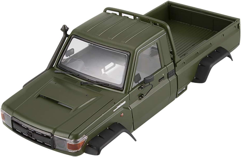Goolsky- Killerbody LC70 RC Car Body Shell Kit for 323mm Wheelbase Traxxas TRX-4 Chassis 1 10 Toyota Land Cruiser 70
