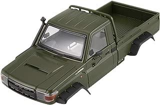 GoolRC Killerbody LC70 RC Car Body Shell Kit for 323mm Wheelbase Traxxas TRX-4 Chassis 1/10 Toyota Land Cruiser 70