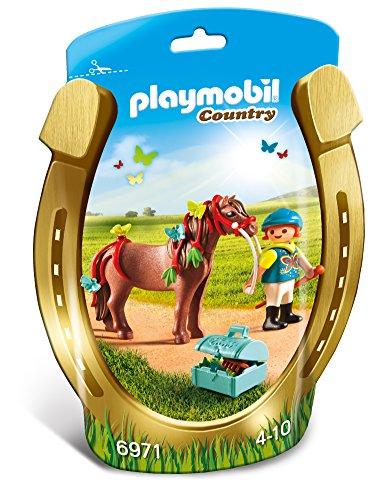 Playmobil 6971 Schmück, Pony Schmetterling