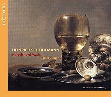 Scheidemann: Harpsichord Music
