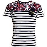 Religion Rugby - T-Shirt Marinière Santa Muerte - M