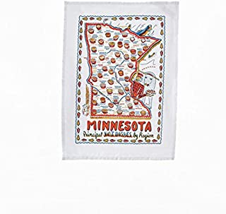 One Hundred 80 Degrees Minnesota Hot Dish Dish Towel
